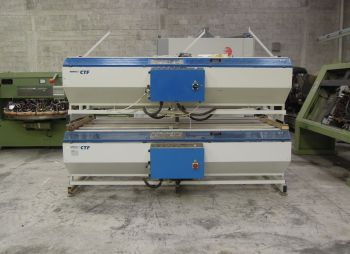 2 Omga CTF Automatic reading and cutting centre for glazing beads