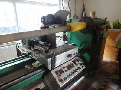 Other 2000-600, Rotary Disk Cutter