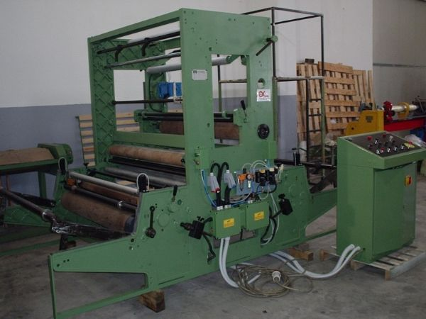 Bielloni Blown Film Extruder