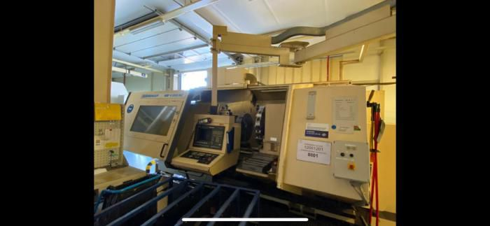Boehringer CNC Controller Variable V 800 NC 2 Axis