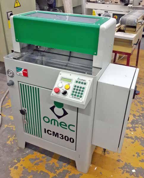Omec IMC 300 Gluing machine for drawers