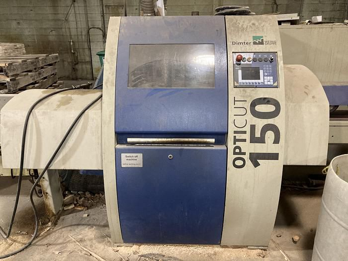 Weinig OptiCut 150-4R