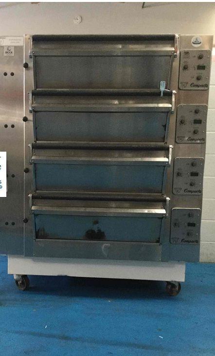 Tom Chandley Deck Oven