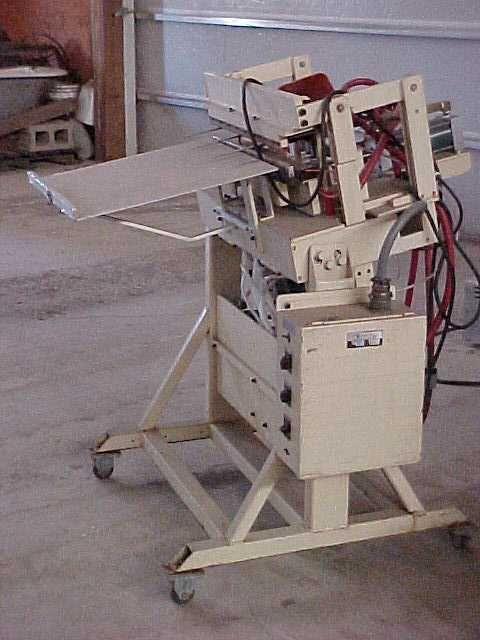 Vertrod Sealer 20 PS/AV Semi-Automatic Vacuum