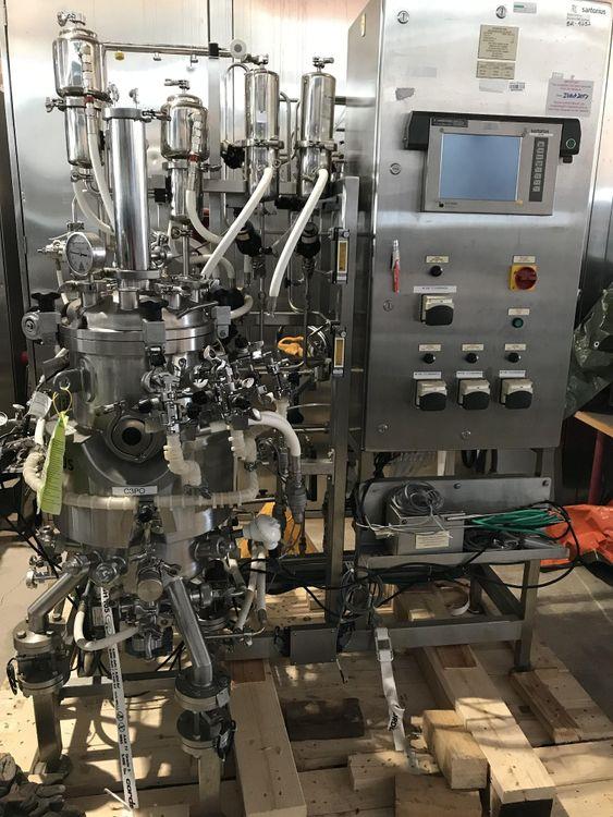 Biotech, Braun, Sartorius Biostat D 30 DCU  Fermenter system