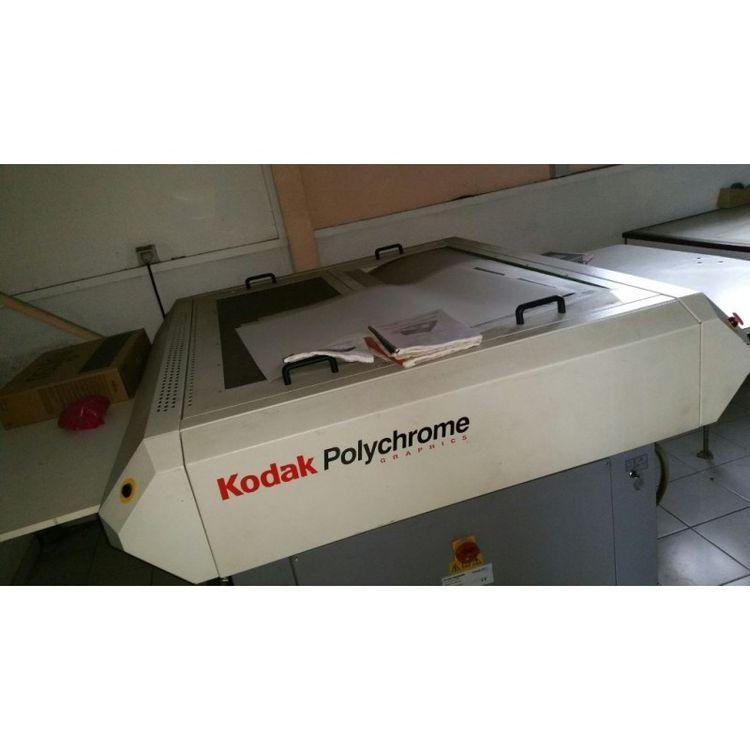 Kodak KOB 64, PLATE PROCESSOR