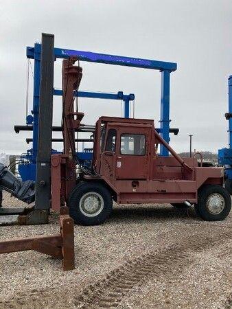Taylor Forklift Y30WOF