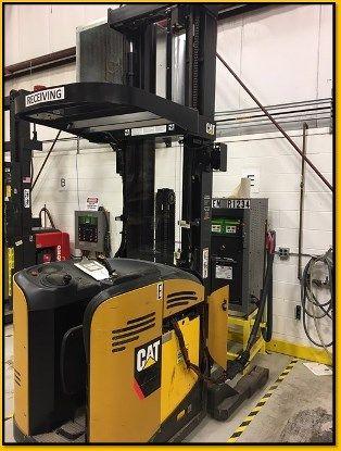 Caterpillar Forklifts NR4500P 4500