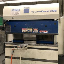 Trumpf V85 CNC Brake 95 Ton