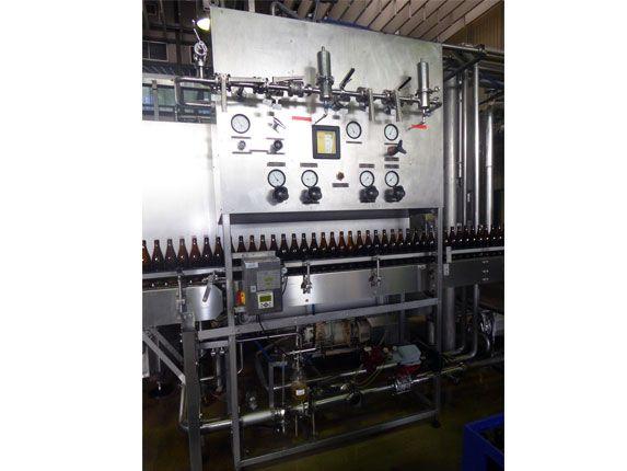 Krones VK2V 050-113 / Prontomatic 720-18-480-8-6-130 filler / labeller bloc