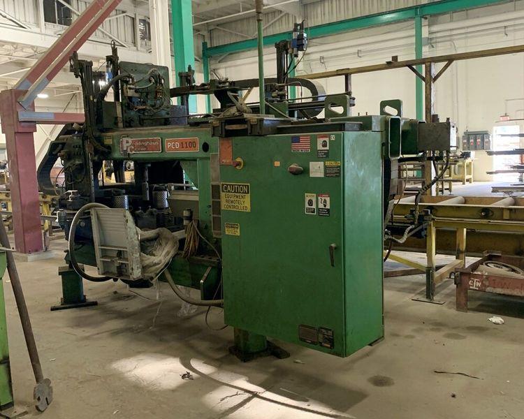 Peddinghaus PCD1100 CNC Beam Drill 900 RPM