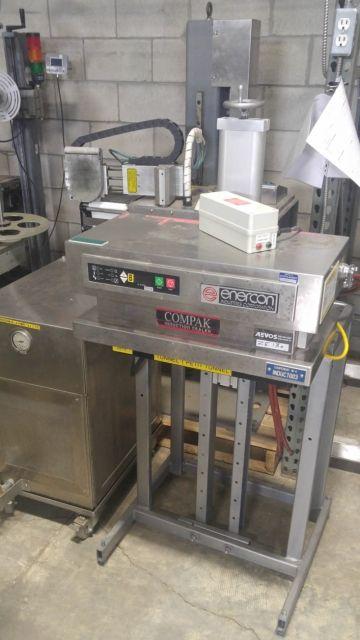 Enercon Compak Induction Sealer