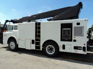 Other Deicer Truck