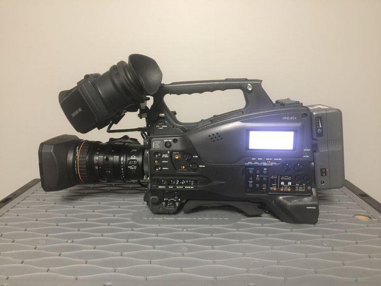 Sony PMW-350 2/3 XDCam Camcorder