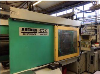 Arburg 470 C 1300 – 350 130 T