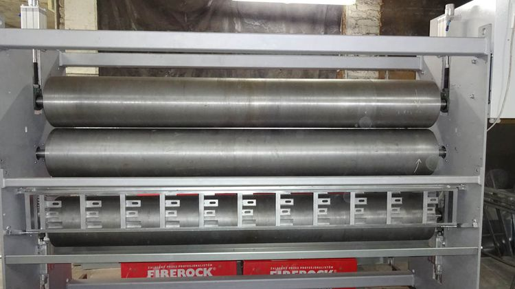 Others NC-3R-2500 250 Cm Calender nonwoven