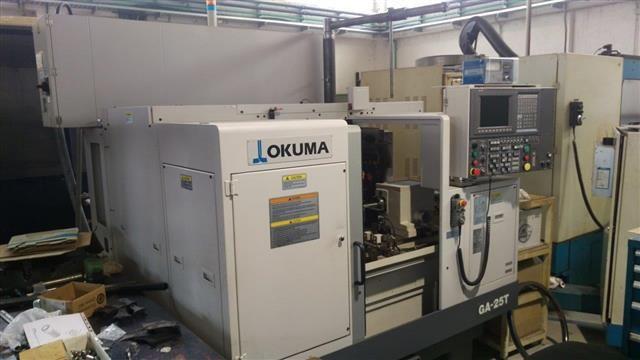 Okuma OSP-U-10G 650 rpm GA-25T 2 Axis