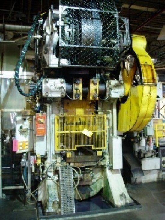 Bliss 25A 600 ton