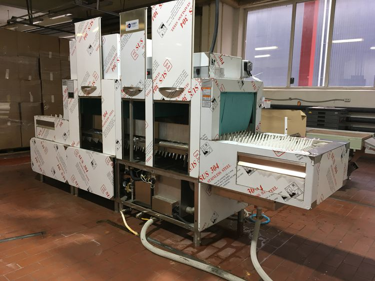 DBC-3800 Automatic conveyor dishwasher