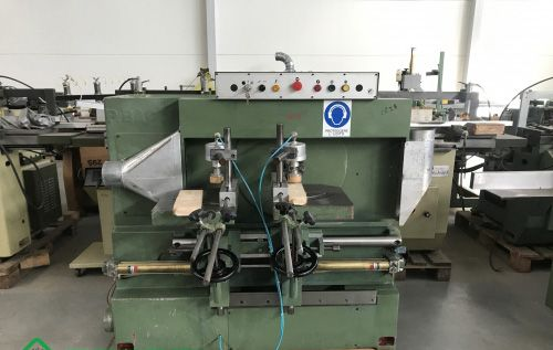 Bacci Tenoning machine