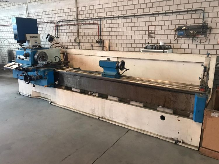 VDF Boehringer Engine Lathe Variable DUE 500