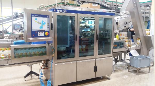 Tetra Pak TBA8/1500 Slim aseptic filling machine