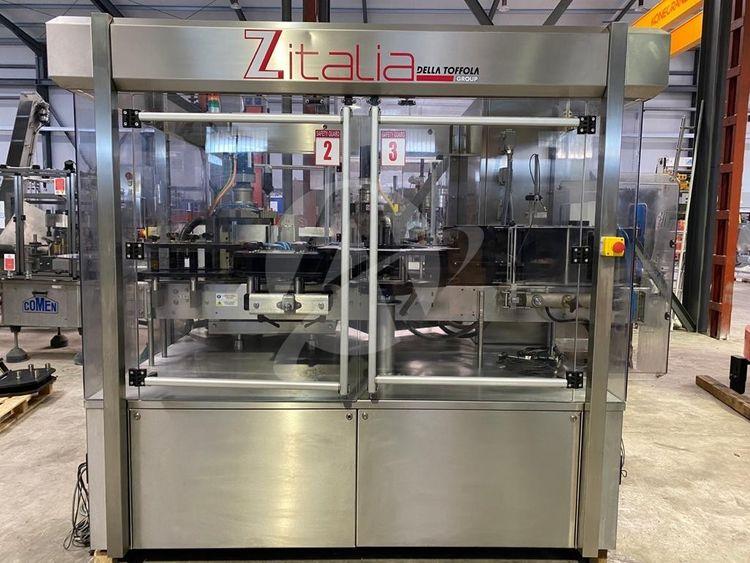 Zitalia Z-RollFed Linear R 1-2-410 LINEAR ROLL LABELER