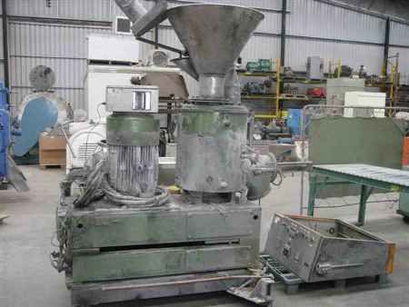 MTI M100 high speed mixer