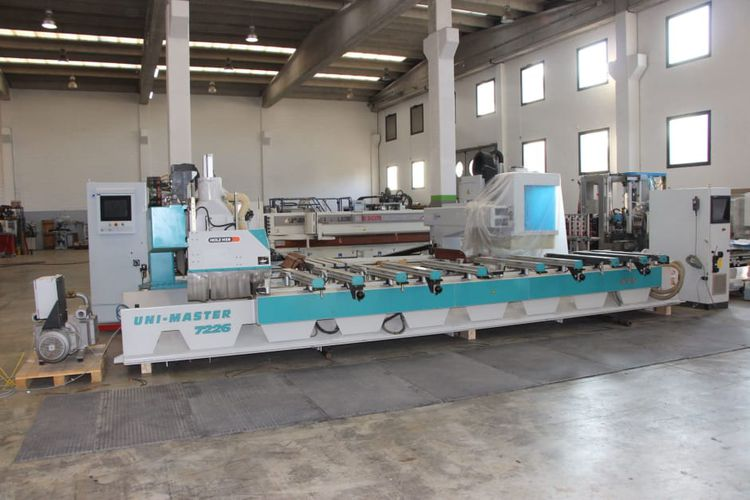 Woodworking Machines from a Renowned Dealer