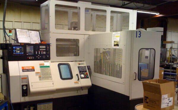 Mazak CNC Control 7000 RPM QUICK TURN 6GXP 2 Axis