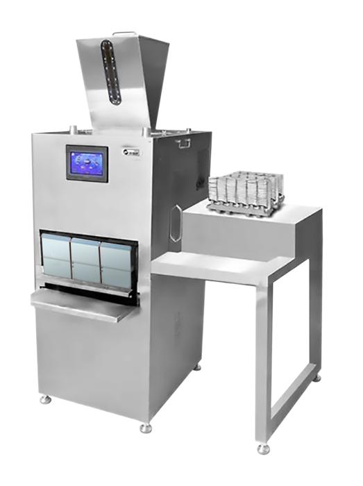 7000XP K-Cup filling and sealing machine