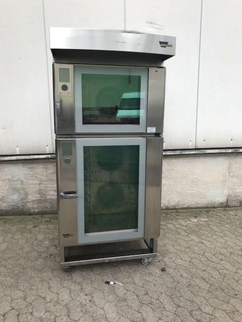 Wiesheu B4+B8 DUO Oven
