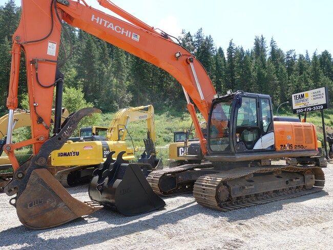 Hitachi ZX250LC-5 Excavator