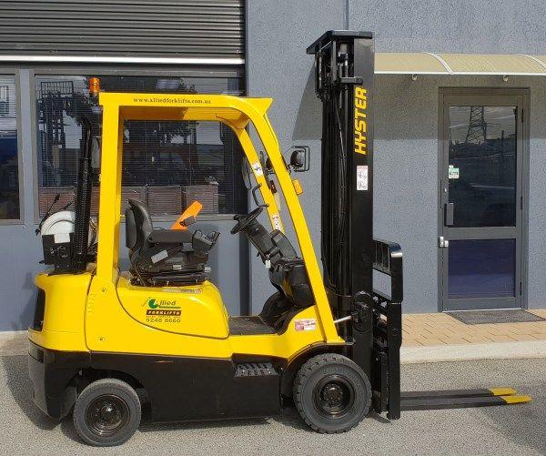 Hyster LPG Forklift 2000kg