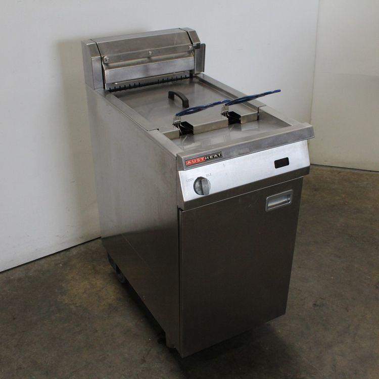 Austheat AF812 Single Pan Electric Fryer