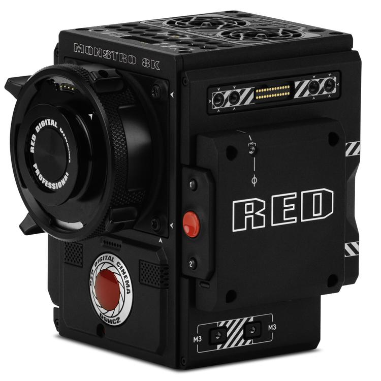 Red DSMC2 MONSTRO 8K