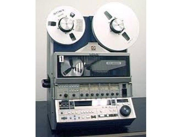 Sony BVH-2000 Recorder