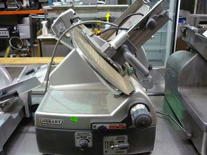 Hobart Deli And Cheese Slicer