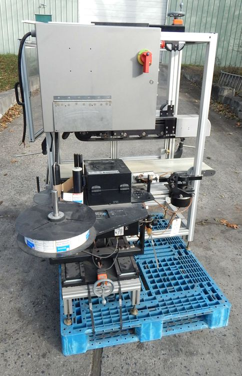 Other Automatic case labeler