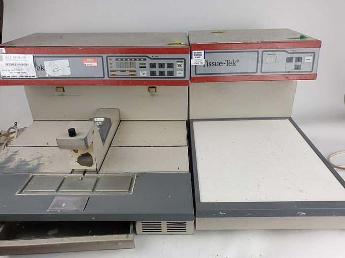 Sakura Tissue-Tek 4715 Embedding Console System