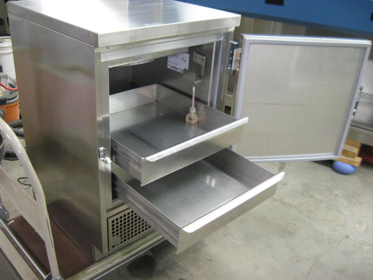 Jewett CTF306-1B18 Freezer