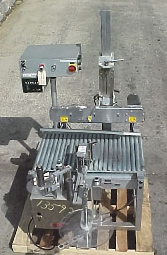 Accraply 350P, Case/Carton Labeler