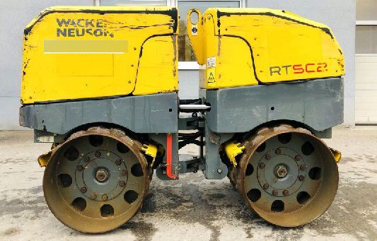 Wacker RT82-SC2 Trench or Ditch Roller
