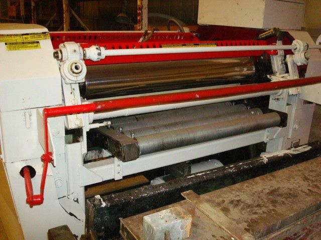 "Black Brothers, 44"" Wide Roll Coater"