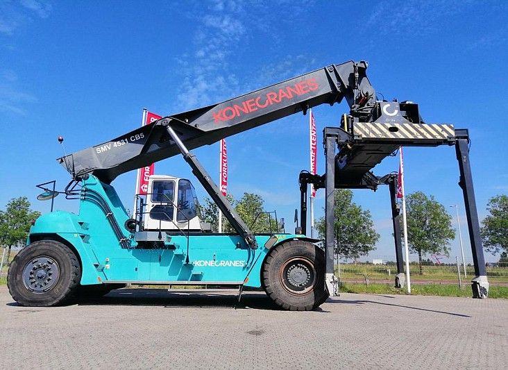 SMV 4531CB5 45000 kg