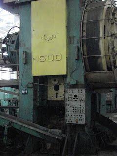 KB8042 1600 Ton