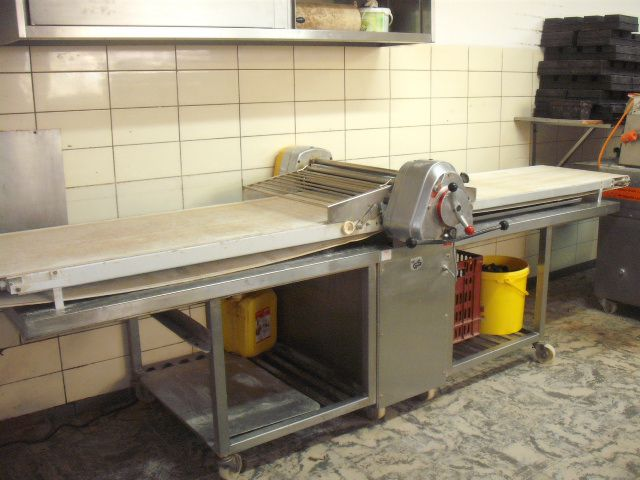 Seewer 600 wide long sheeter