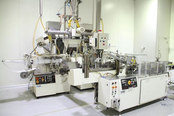 Multipack Sachet Filling and Cartoning Line