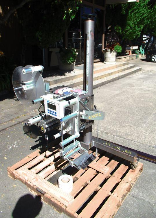 Label Aire 3115NU-1500 Pressure Sensitive Spot Labeler