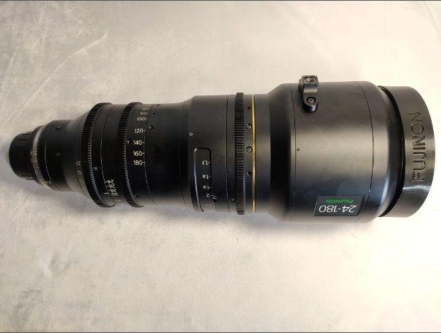 Fujinon HK7.5x24 24-180mm T2.6 Lens